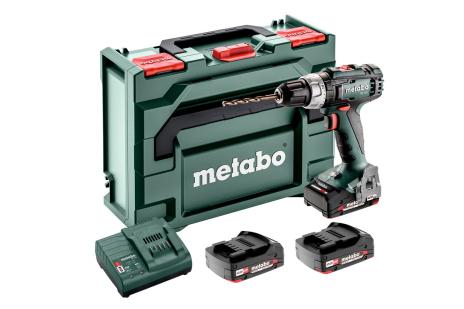 BS 18 L Set (602321540) Taladradora atornilladora de batería