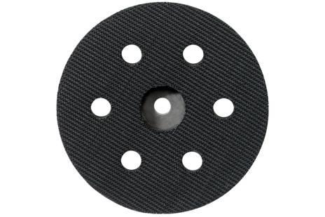 Plato de apoyo 80 mm, medio, perforado,p. SXE 400 (624064000)