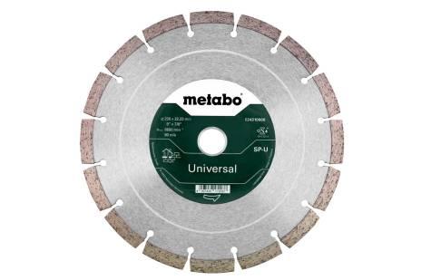 """Disco de cortar de diamante 230x22,23mm, """"SP-U"""", Universal """"SP"""" (624310000)"""