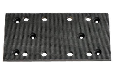 Placa de lijar con enganche de tejido autoadherente 92x190 mm,SR (624736000)