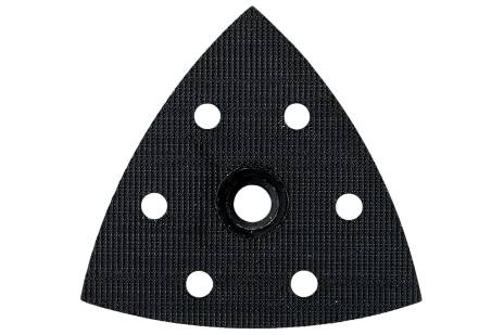 Placa de lijar DS perforada con enganche con tejido autoadherente (624992000)