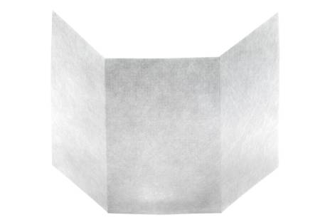 10 filtros de polvo para DSE 300 Intec (624995000)