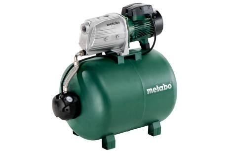 HWW 9000/100 G (600977000) Instalación de agua doméstica