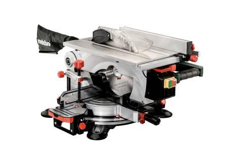 KGT 305 M (619004000) Ingletadora y sierra circular de mesa