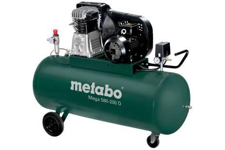 Mega 580-200 D (601588000) Compresor