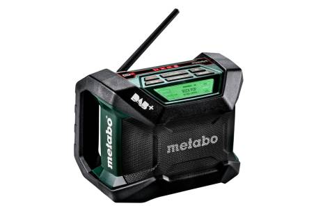 R 12-18 DAB+ BT (600778850) Radio para obras de batería