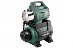 HWW 4500/25 Inox (600972000) Instalación de agua doméstica