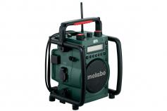 RC 14.4-18 (602106000) Radio para obras de batería