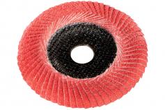 Disco abrasivo de láminas 125 mm P 60 FS-CER, Con (626460000)