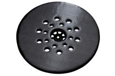 Disco abrasivo perforado con enganche de tejido autoadherente 225 mm, muy blanda, LSV (626662000)