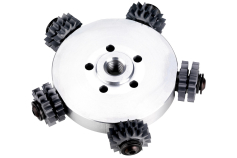 Cabezal de fresado diente puntiagudo completo RFEV 19-125 RT (628218000)
