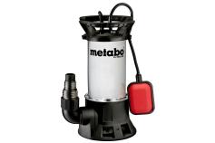 PS 18000 SN (0251800000) Bomba sumergible para aguas sucias