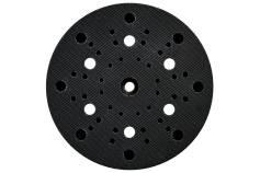 Plato de apoyo 150 mm blando,perforado,p. SXE 450 (631156000)