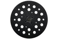 "Plato abrasivo 125 mm, ""multi-hole"", medio, SXE 150 BL (630264000)"