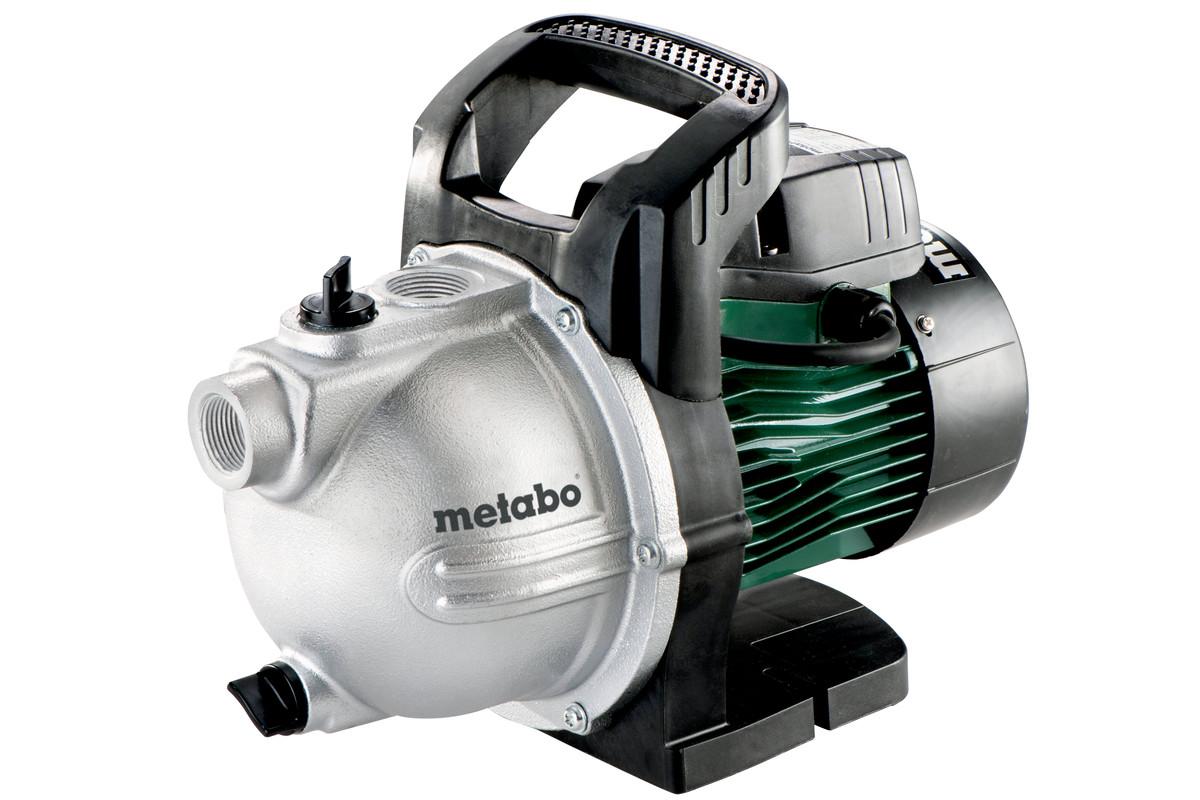 P 2000 g 600962000 bomba de jard n metabo herramientas for Bomba para jardin