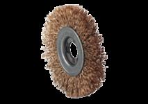 Brosses métalliques rondes
