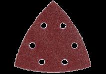 Feuilles abrasives auto-agrippantes pour bois et métal, série «professional»