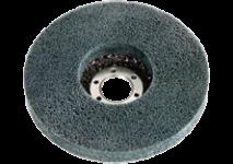 Plateau abrasif compact en fibres «Unitized» - VKS