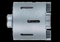 Trépans diamantés pour l'encastrement de boîtes de prises électriques