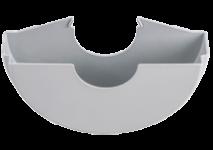 Capots de protection pour meuleuses d'angle à tête plate