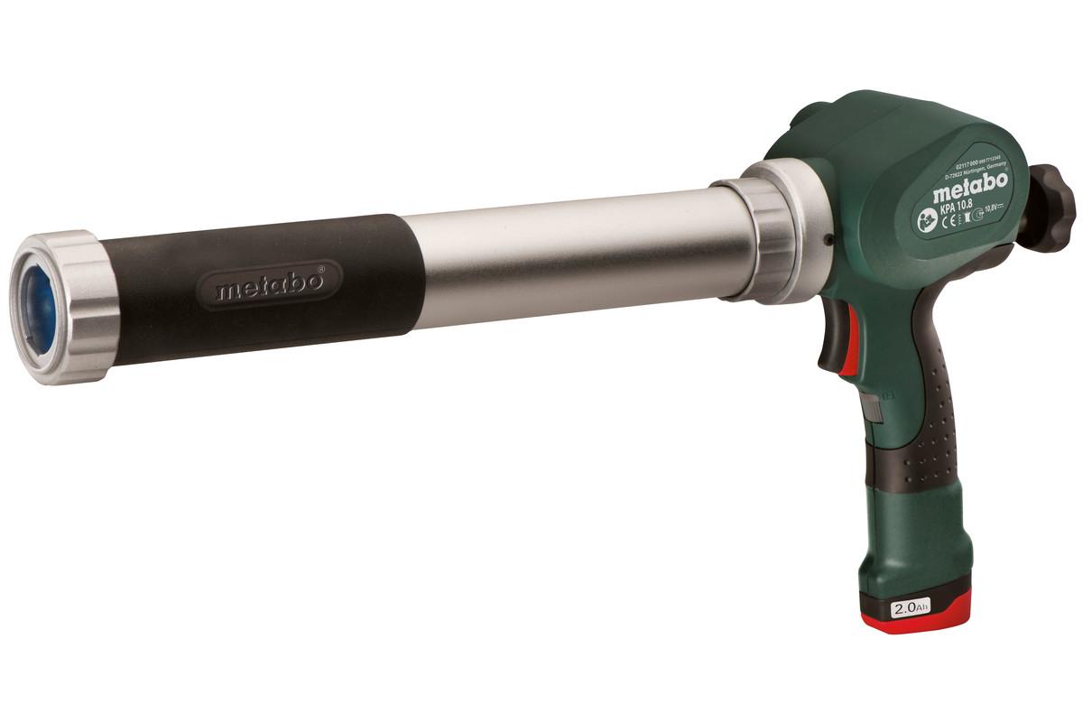 KPA 10.8 600 (602117000) Pistolet à mastic sans fil