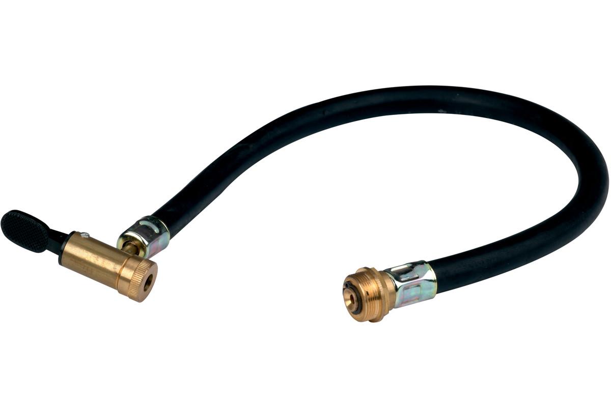 Flexible de raccordement/embout pourvu d'une vanne à levier RF 480 (1001672319)