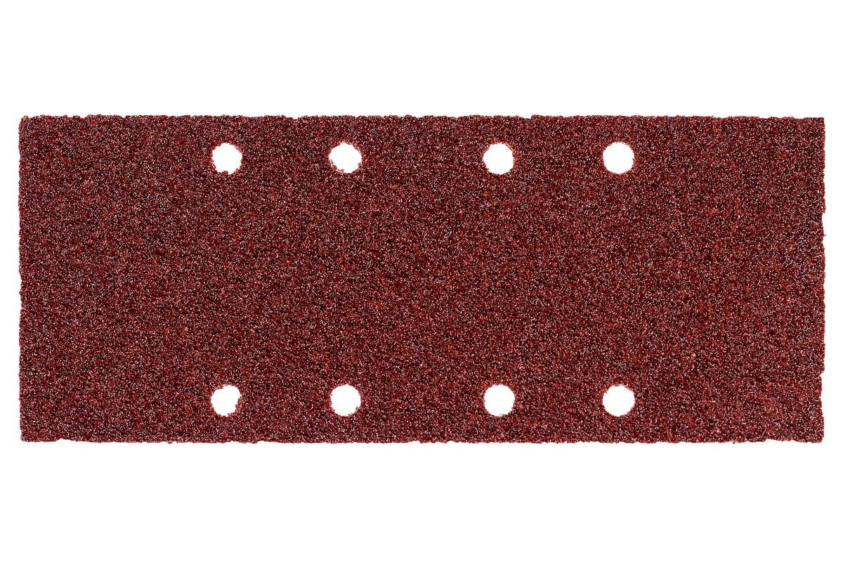 10 feuilles abrasives auto-agrippantes 93 x 230 mm, P 60, B+M, pour ponceuse vibrante (624481000)