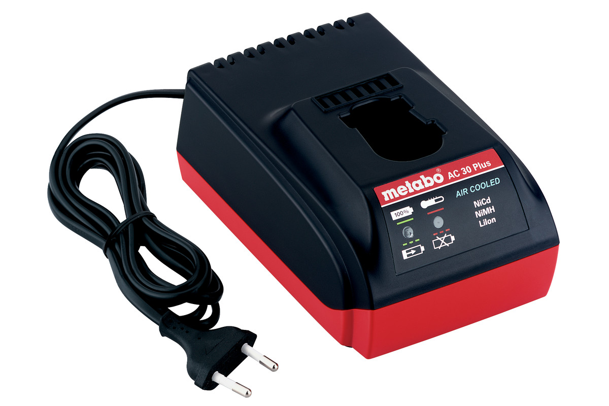 Chargeur AC 30 Plus, 4,8-18 V, « AIR COOLED », EU (627275000)