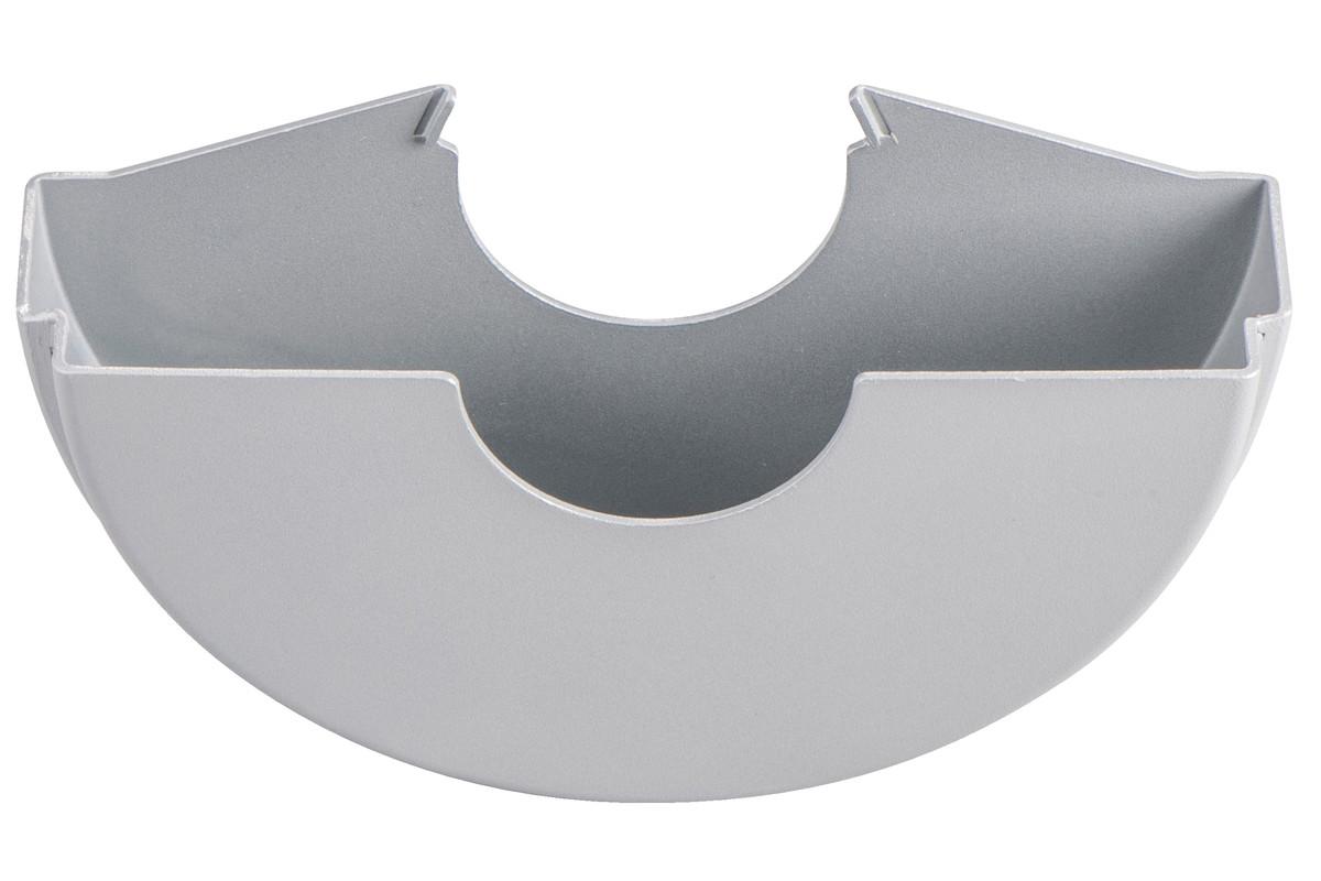 Capot de protection pour le tronçonnage 125 mm, semi-fermé, WEF 9-125 (630355000)