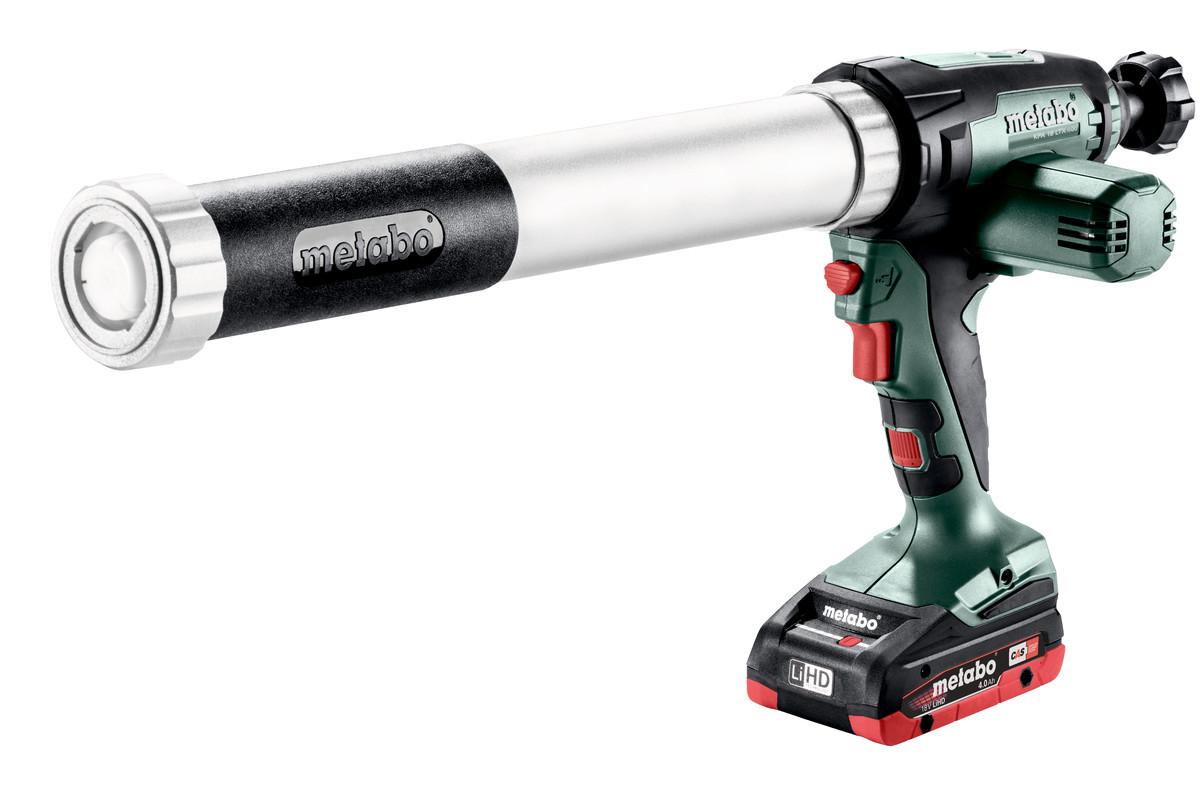 KPA 18 LTX 600 (601207800) Pistolet à mastic sans fil