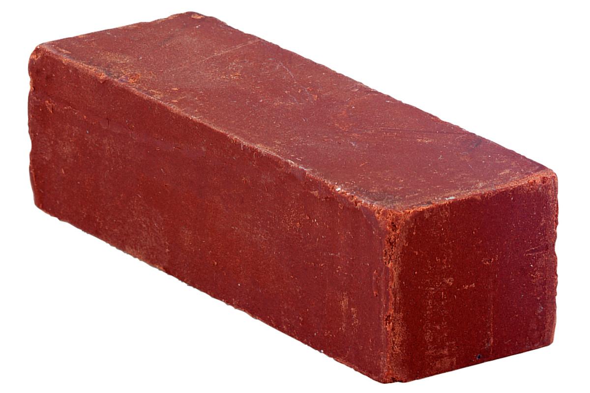 Pâte abrasive marron pour polir, barre d'env. 250 g (623522000)