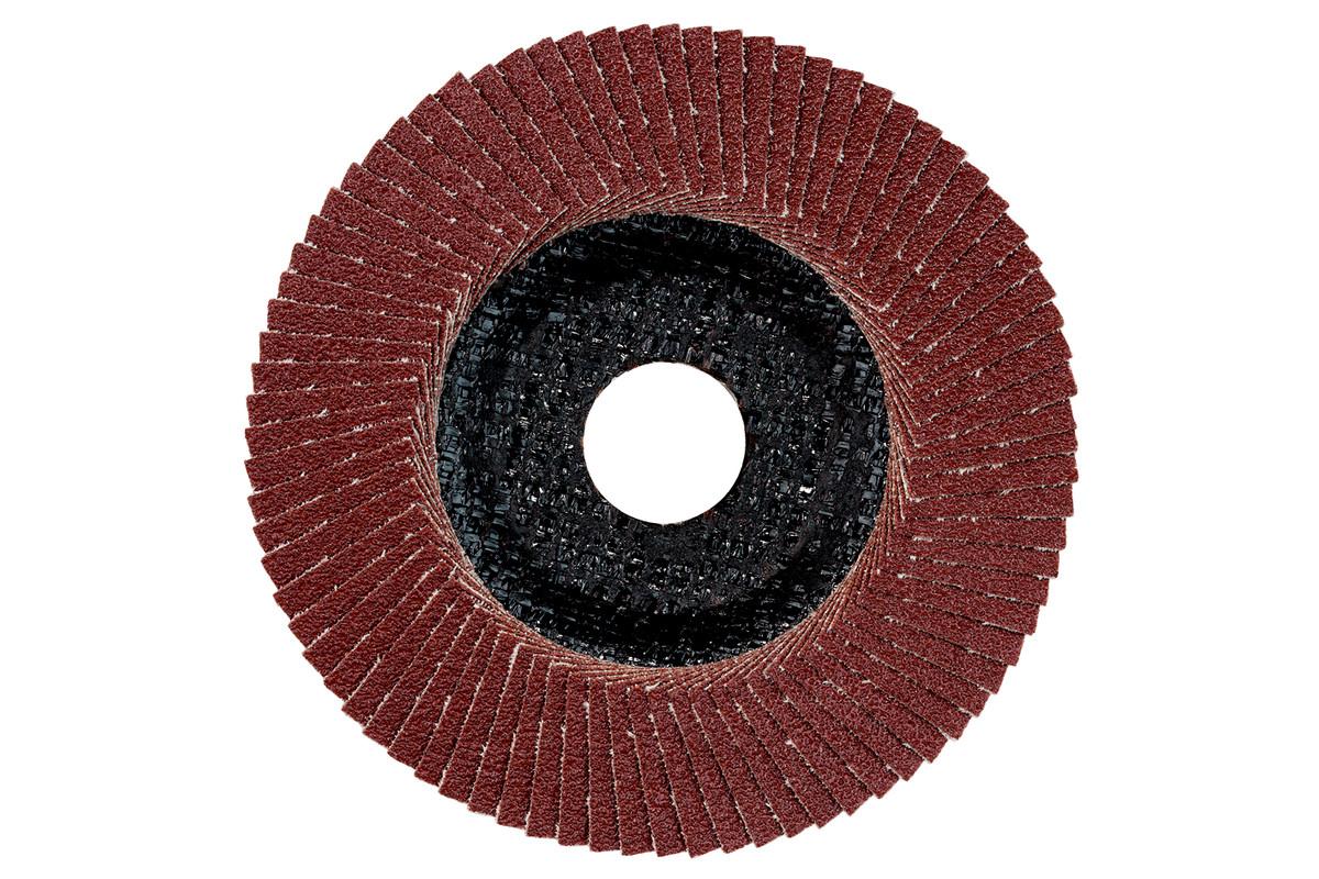 Plateau abrasif à lamelles 115 mm P 80, F-NK (624393000)