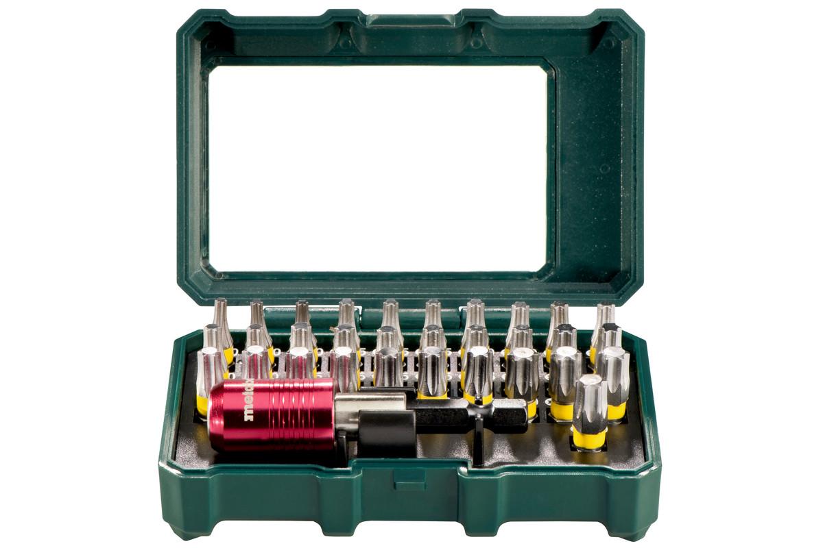 Coffret d'embouts SP, 32 pièces pour vis Torx (626709000)
