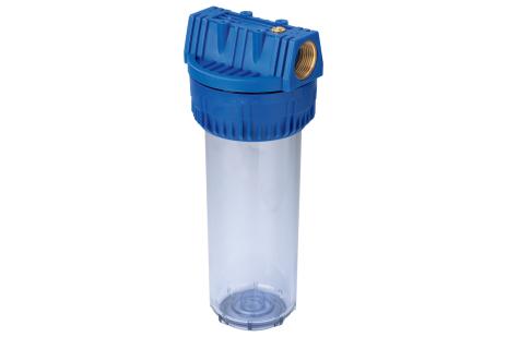 Filtre 1, long, sans cartouche pour filtre (0903009250)