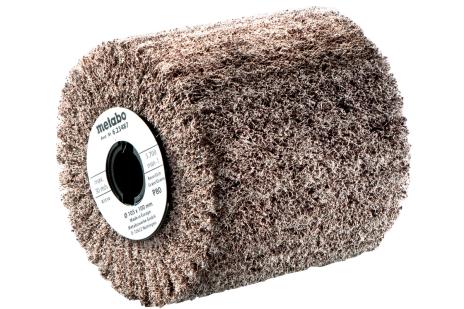 Roue abrasive en fibre 105 x 100 mm, P 80 (623487000)