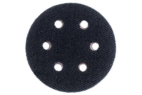 Disque intermédiaire auto-agrippant 80 mm, perf., pour SXE 400 (624061000)