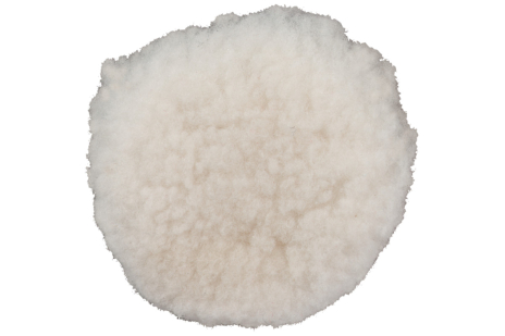 Disque à polir auto-agrippant en peau d'agneau 130 mm (631223000)