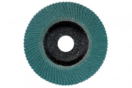 Plateau abrasif à lamelles 178 mm P 80, N-CZr (623115000)