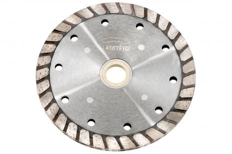 Meule de fraisage diamantée, 125x6x22,23 mm, « professional », « UP-TP » (624304000)