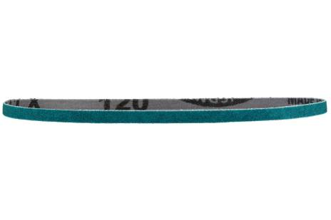 10 bandes abrasives 19 x 457 mm, P80, zirconium, BFE (626354000)