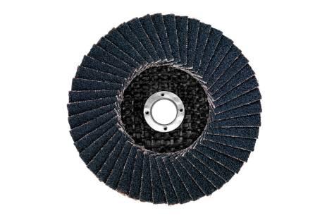 Plateau abrasif à lamelles 76 mm P 80, F-ZK (626876000)