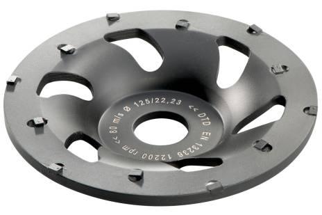 Meule-boisseau diamantée PKD « professional » Ø 125 mm (628208000)