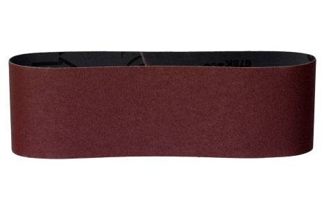 3 bandes abrasives 75 x 575 mm, P 100, B+M (625943000)
