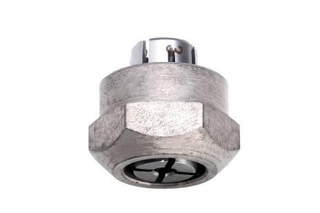 Pince de serrage 6 mm avec écrou de serrage (à deux pans), GS (630820000)