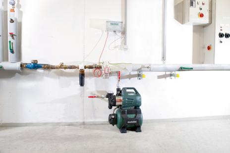 HWWI 4500/25 Inox (600974000) Surpresseur avec réservoir