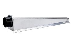 Tubulure BKH pour l'aspiration des sciures (0910006690)