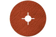 Disque fibre 125 mm P 60, CER (626156000)