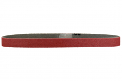 10 bandes abrasives 13 x 457 mm, P120, corindon brun, BFE (626335000)