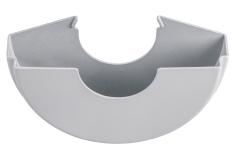 Capot de protection pour le tronçonnage 125 mm, semi-fermé, WEF 15-125 Quick, WEVF 10-125 Quick (630372000)