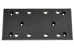 Patin à bande auto-agrippante 93x185 mm, pour ponceuse vibrante (624738000)